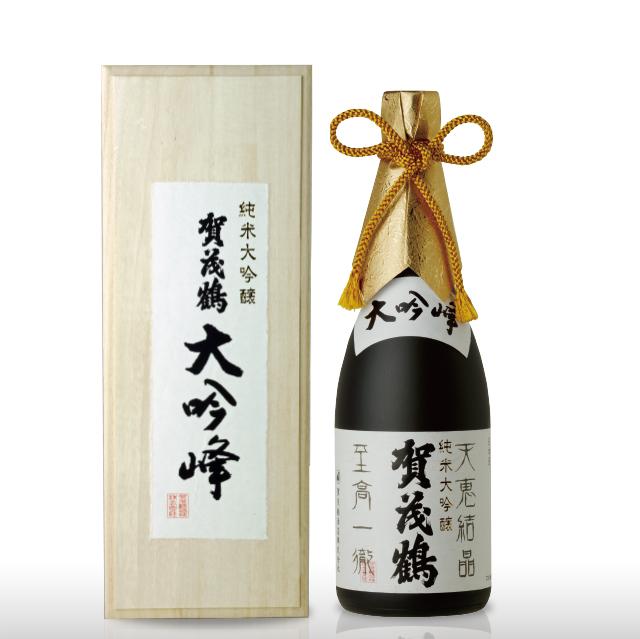 純米大吟醸 大吟峰720ml (DK-B1) 木箱入
