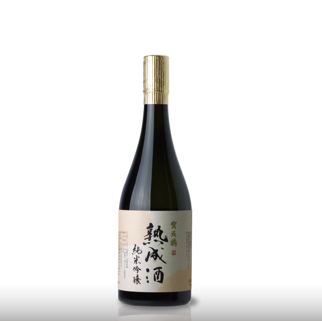 純米吟醸 熟成酒 720ml 化粧箱入