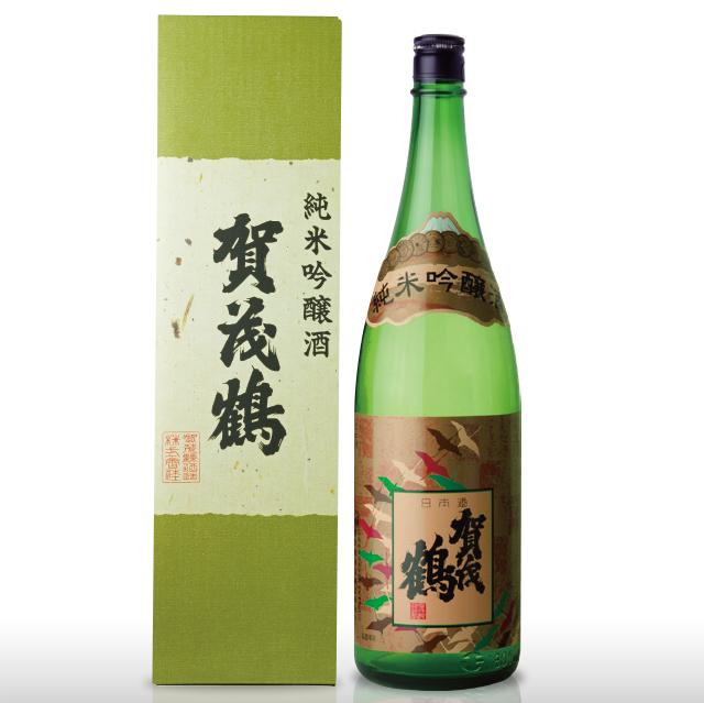 純米吟醸 1.8L (GP-A1) 化粧箱入