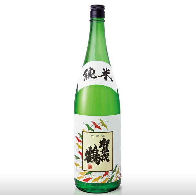 純米酒 1.8L 化粧箱入