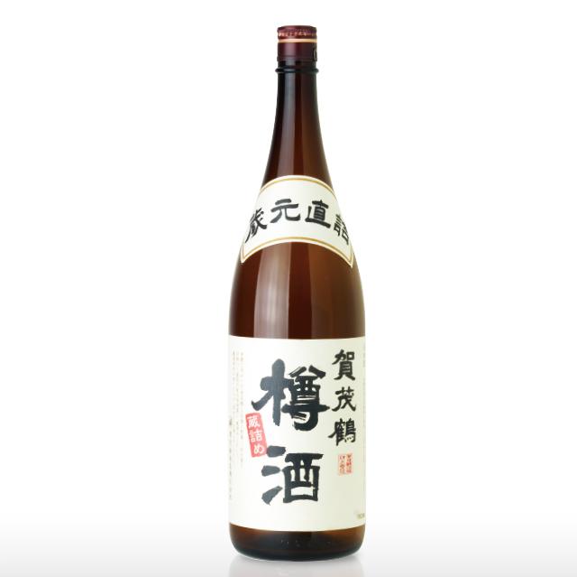 樽酒 瓶詰 1.8L 化粧箱入