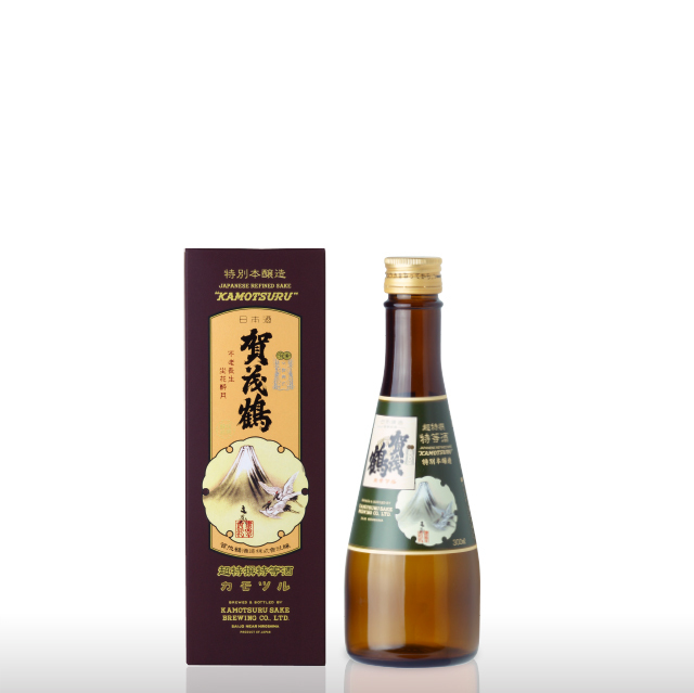 特別本醸造 超特撰特等酒 300ml