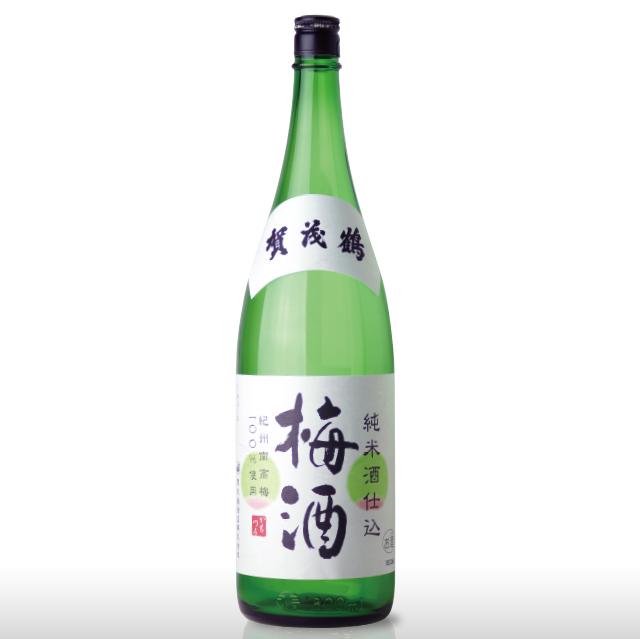 純米酒仕込 梅酒 1.8L 化粧箱入
