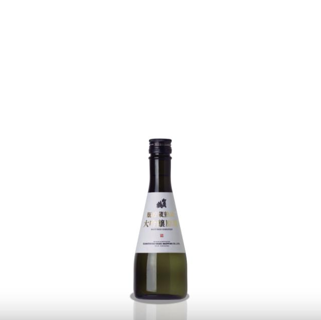 瓶貯蔵熟成 大吟醸原酒300ml