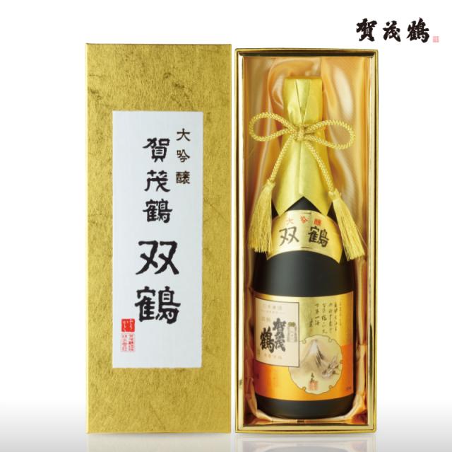 大吟醸 賀茂鶴 双鶴720ml(SK-B1) 化粧箱入