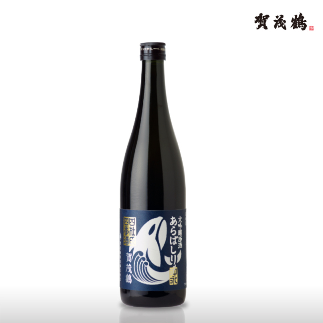 四杜氏四季酒 大吟醸原酒 あらばしり 720ml