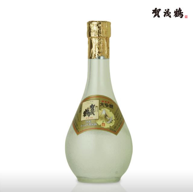 大吟醸 特製ゴールド賀茂鶴 300ml