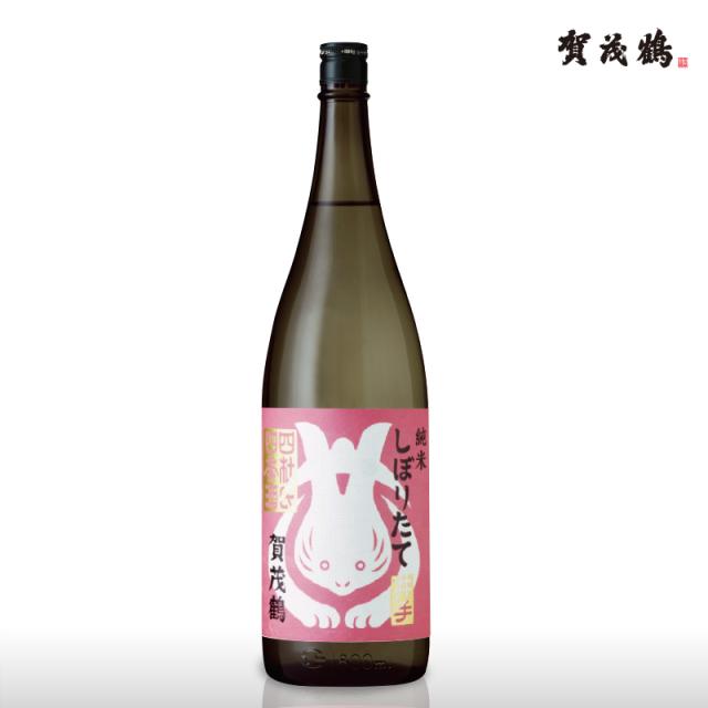 四杜氏四季酒 純米酒 しぼりたて 1.8L 化粧箱入
