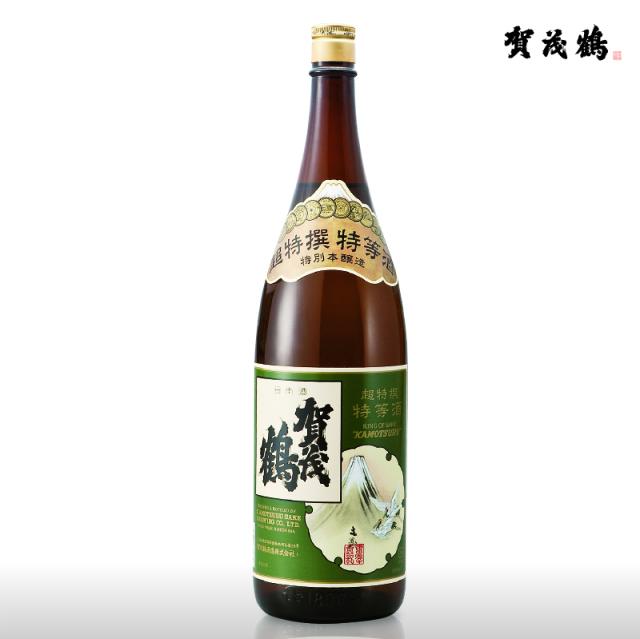 特別本醸造 超特選特等酒 1.8L 化粧箱入