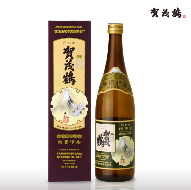 特別本醸造 超特選特等酒 720ml