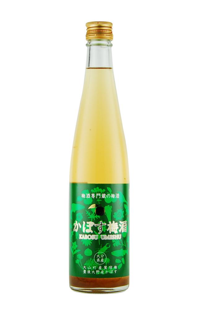 かぼす梅酒(500ml)