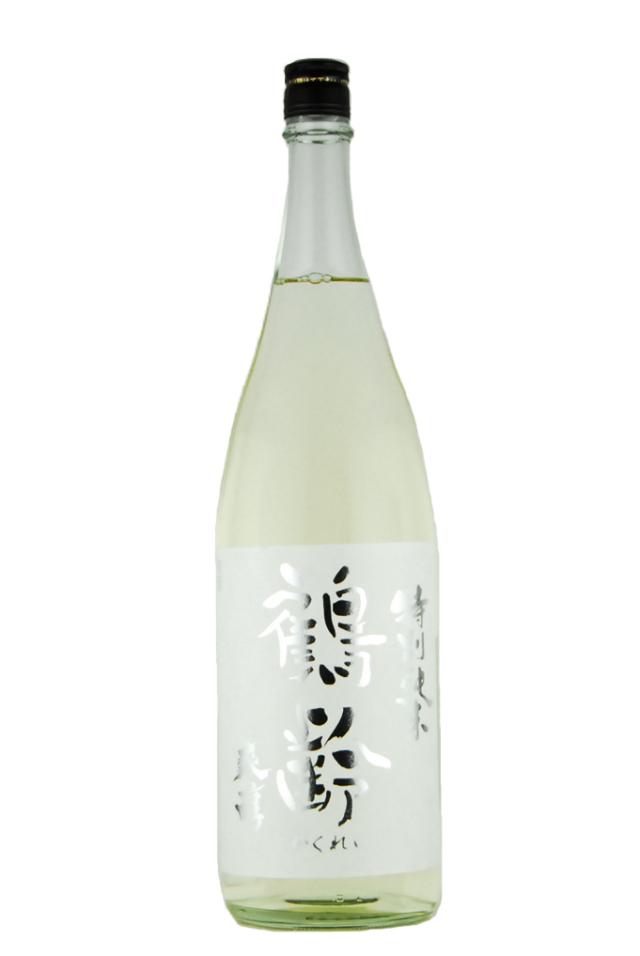 鶴齢 特別純米 爽醇(1800ml)