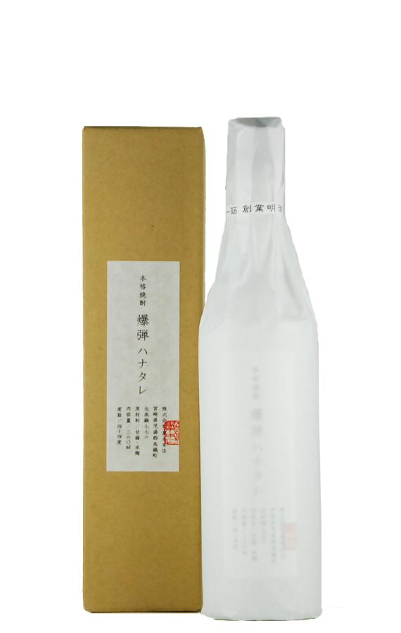 爆弾ハナタレ 初留(44度)360ml