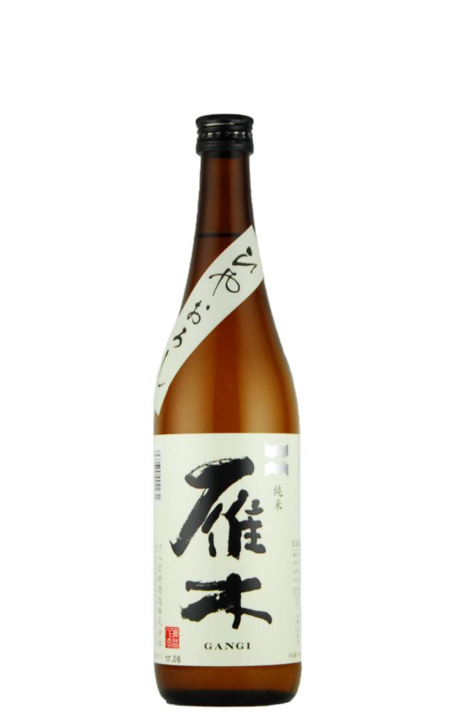 雁木 純米 ひやおろし(720ml)