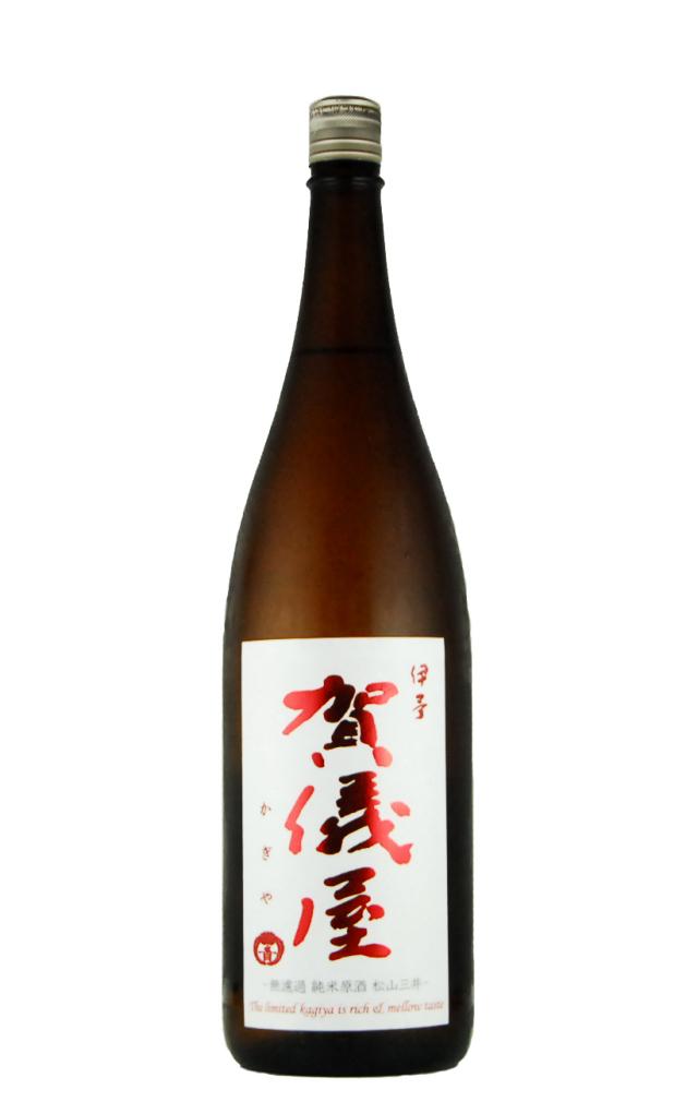 伊予賀儀屋 限定熟成 純米酒 秋あがり(1800ml)