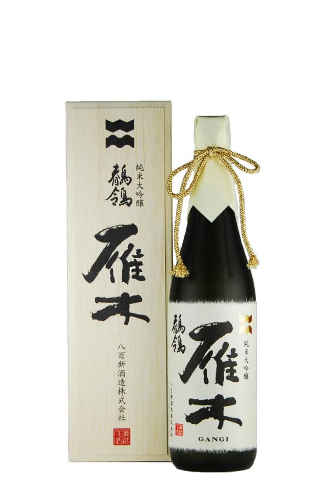 雁木 純米大吟醸 せきれい(1800ml)箱入り