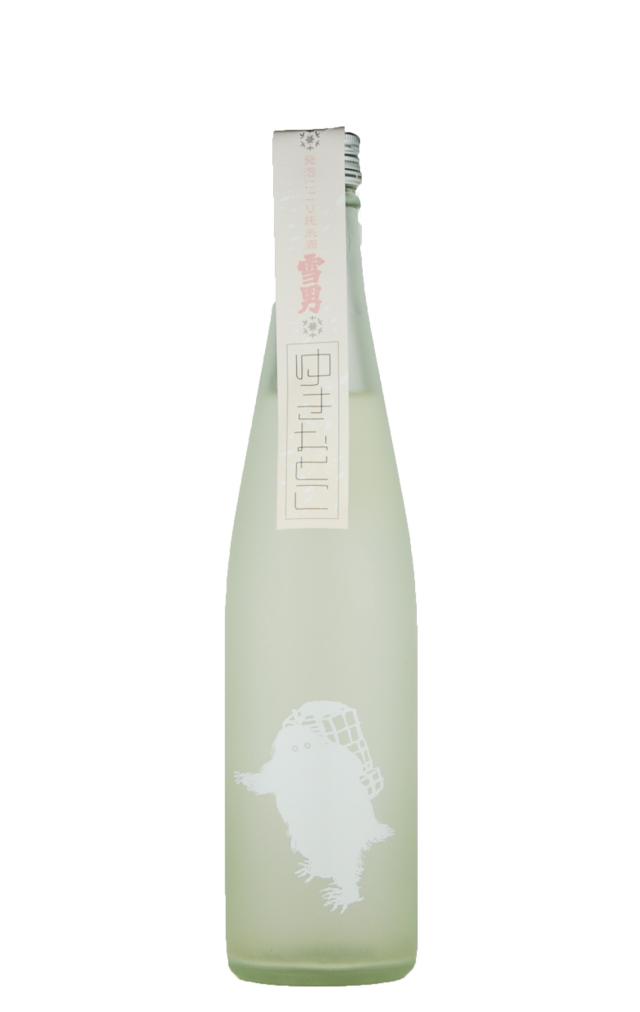 雪男 発泡にごり(480ml)