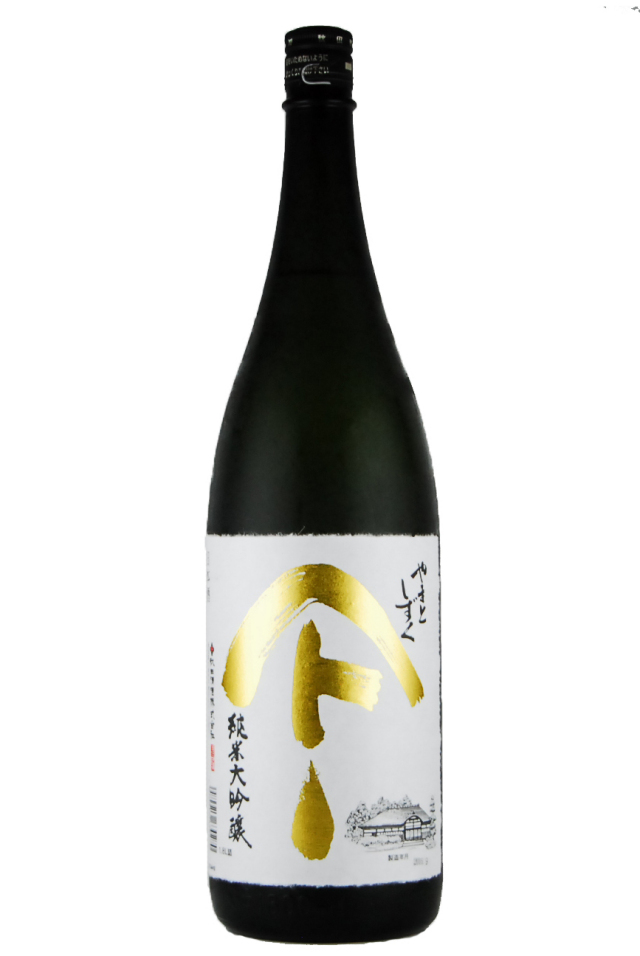やまとしずく 純米大吟醸(1800ml)