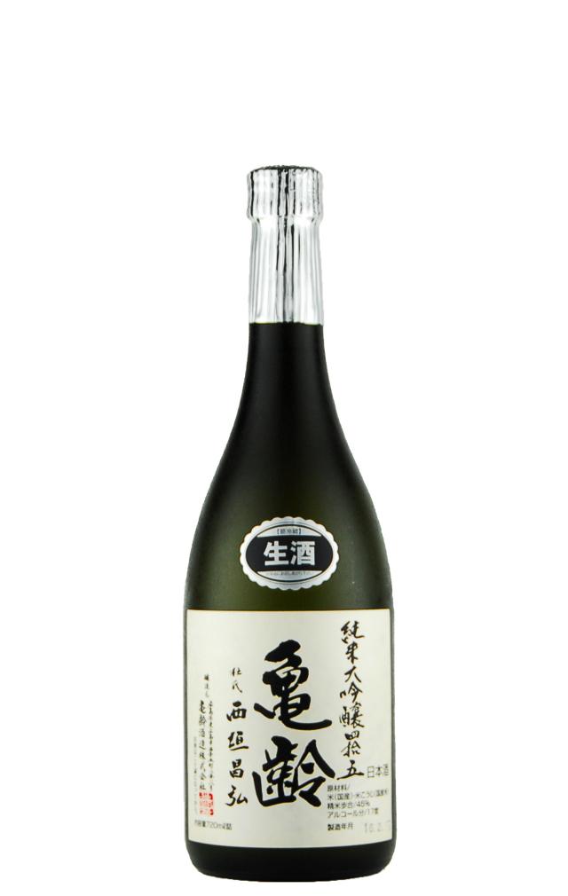 亀齢 純米大吟醸 四拾五(720ml)