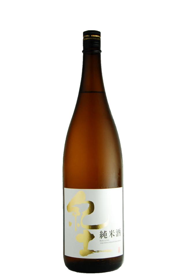 紀土 純米酒(1800ml)