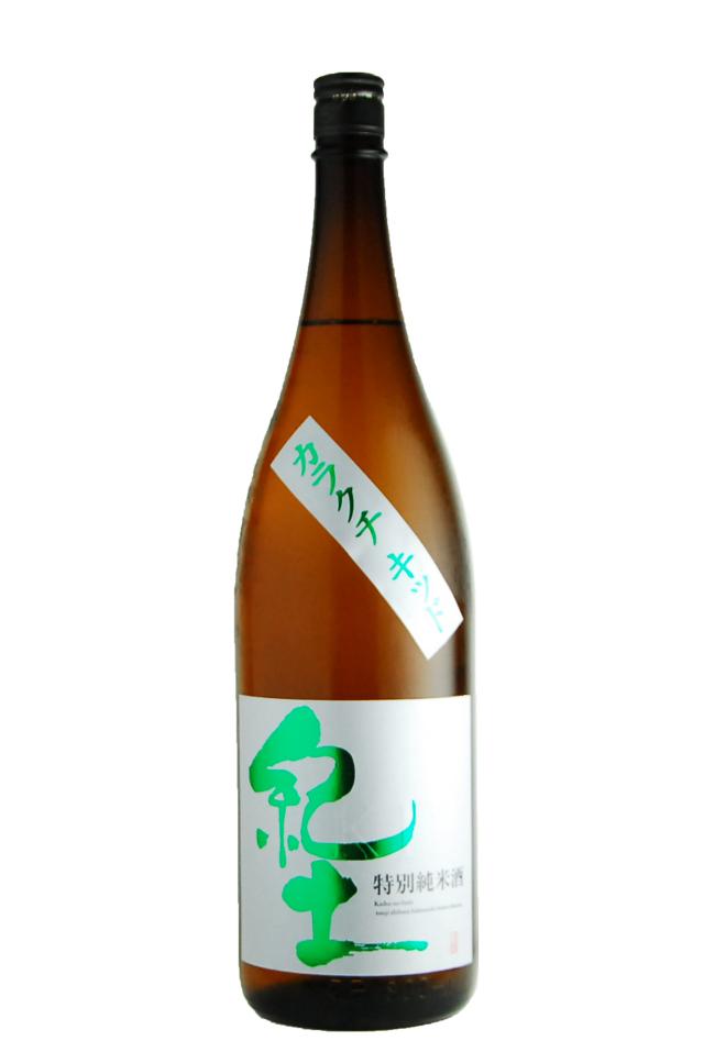 紀土 特別純米酒(1800ml)