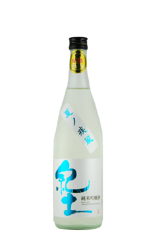紀土 純米吟醸 夏の疾風(720ml)