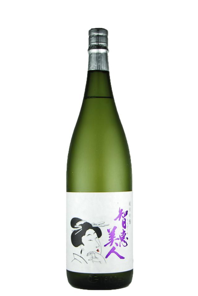 智恵美人 純米吟醸(1800ml)