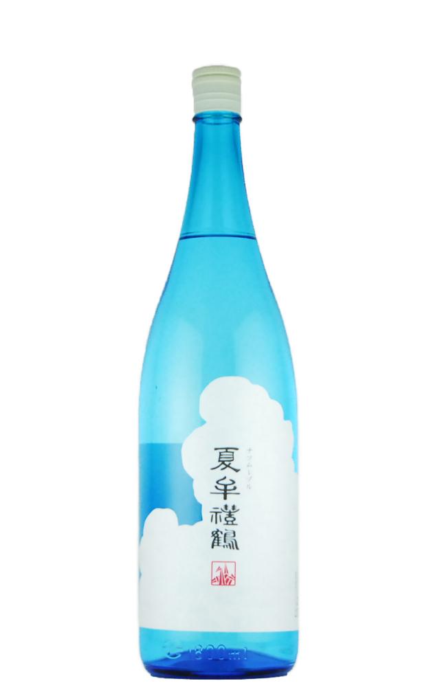 夏 牟禮鶴(25度)1800ml