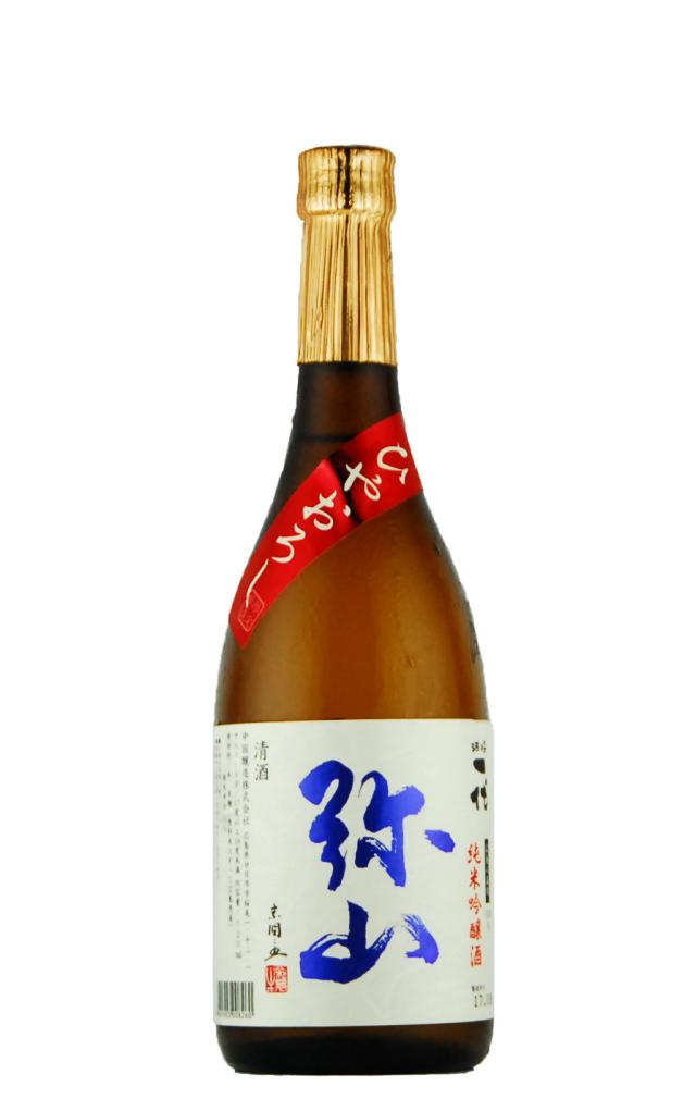 弥山 純米吟醸 ひやおろし(720ml)