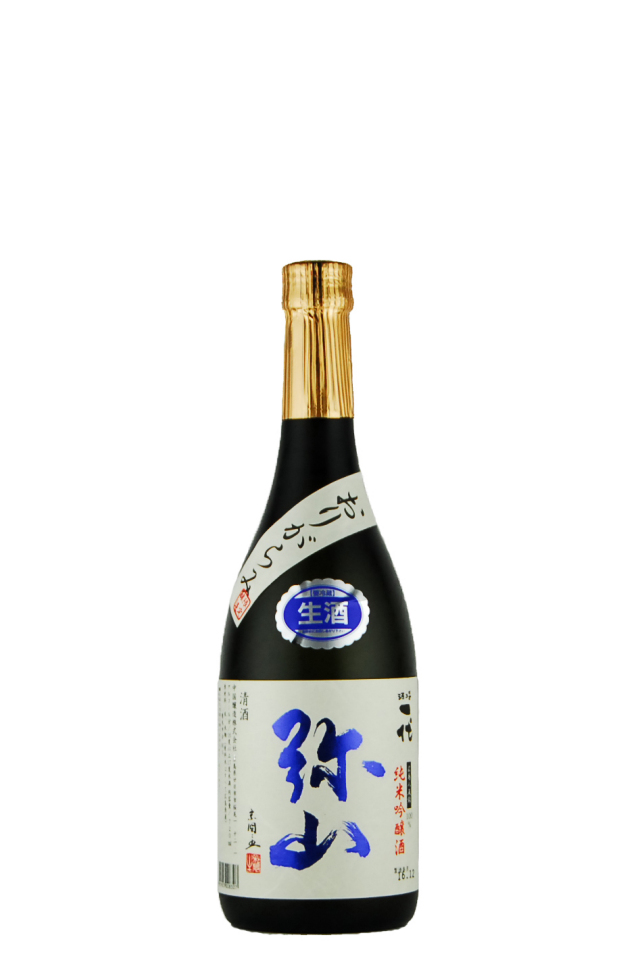弥山 純米吟醸 おりがらみ(720ml)