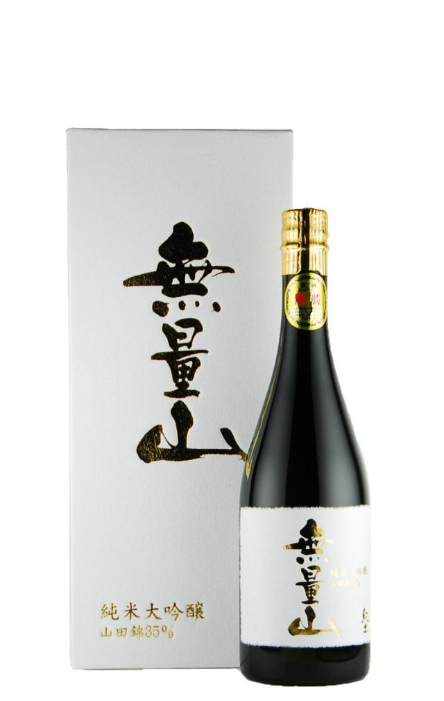 紀土 純米大吟醸 無量山(720ml)