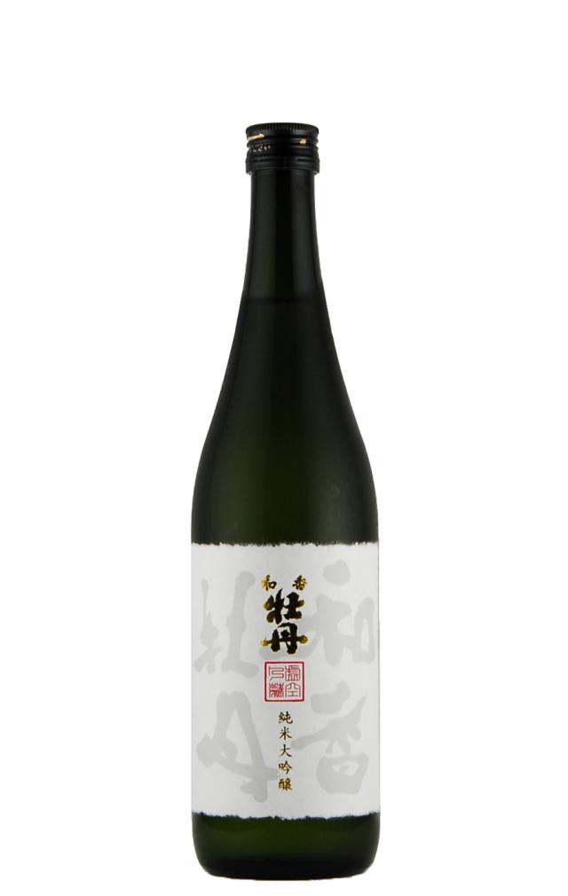 和香牡丹 純米大吟醸(720ml)