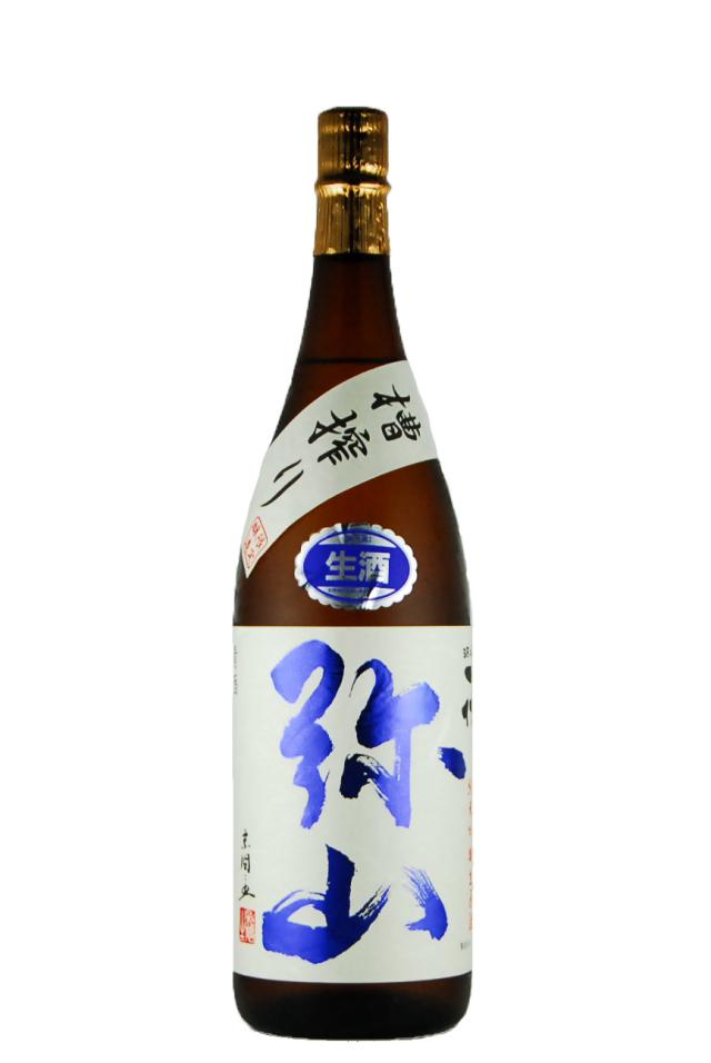 弥山 純米吟醸 槽搾り生原酒(1800ml)