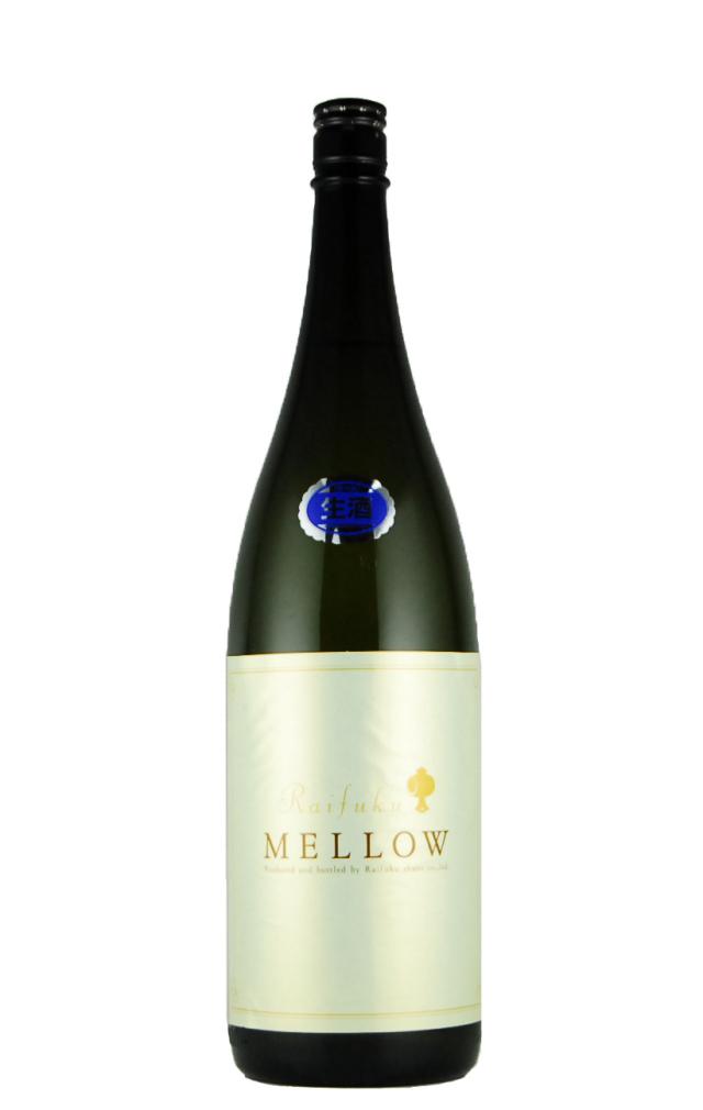 来福 MELLOW 貴醸酒(1800ml)