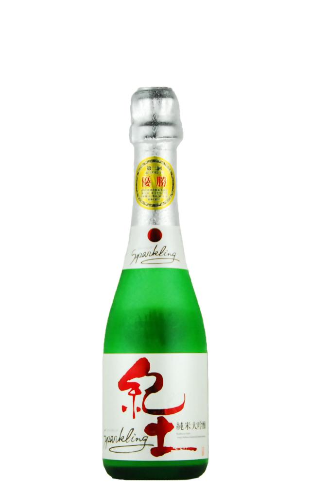 紀土 純米大吟醸 スパークリング(360ml)