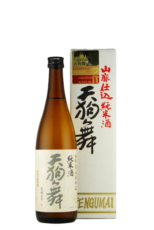 天狗舞 山廃仕込 純米酒(720ml)