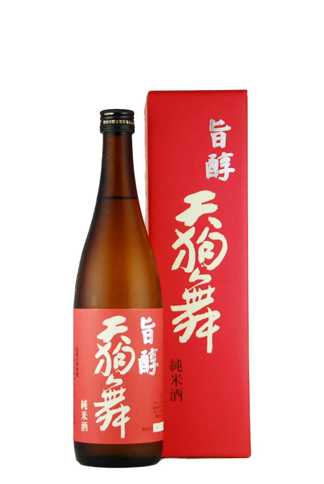 天狗舞 純米酒 旨醇(うまじゅん)(720ml)