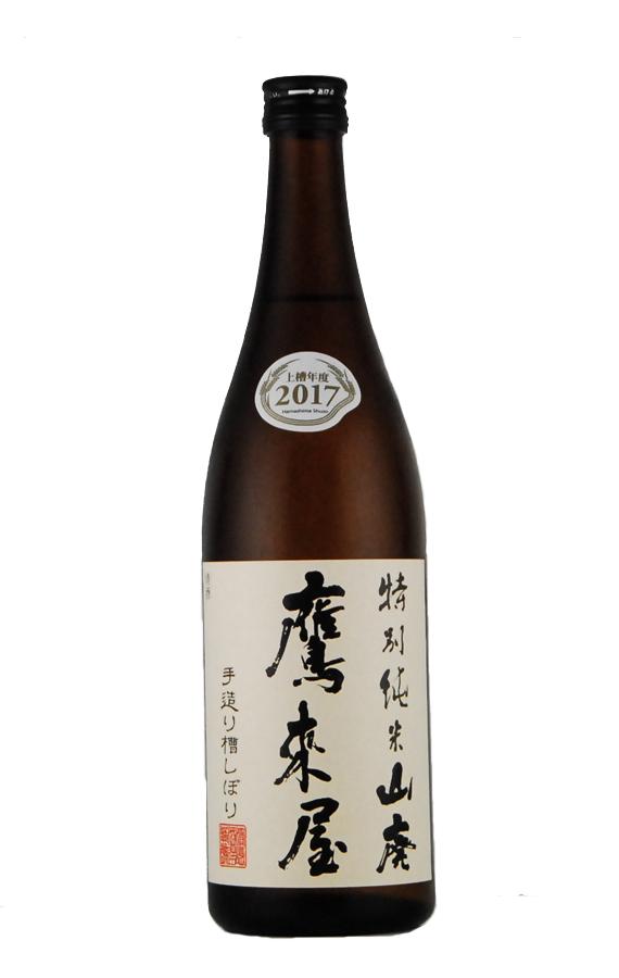鷹来屋 特別純米酒 山廃(720ml)