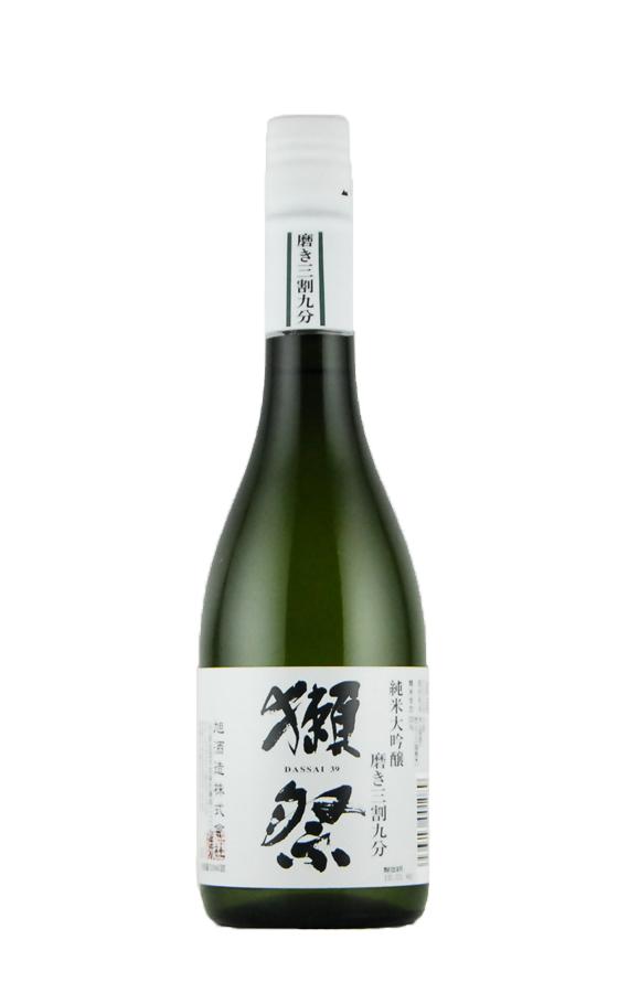 獺祭 純米大吟醸 磨き三割九分(720ml)