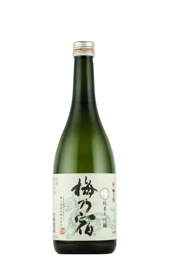 梅乃宿 純米大吟醸 「吟」(720ml)