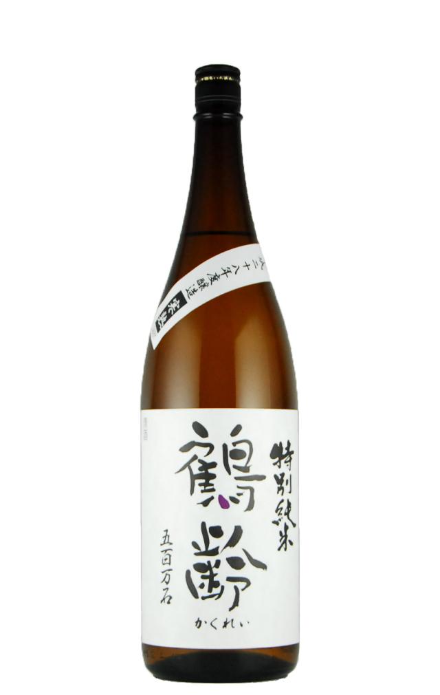 鶴齢 特別純米 寒熟 五百万石(1800ml)