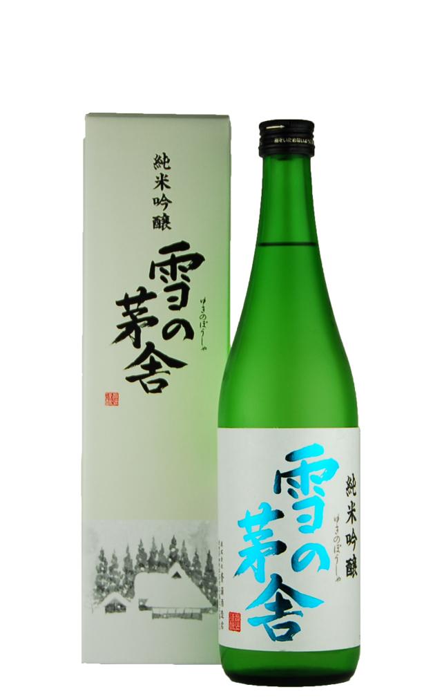 雪の茅舎 純米吟醸(720ml)