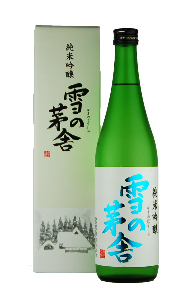 雪の茅舎 純米吟醸(1800ml)