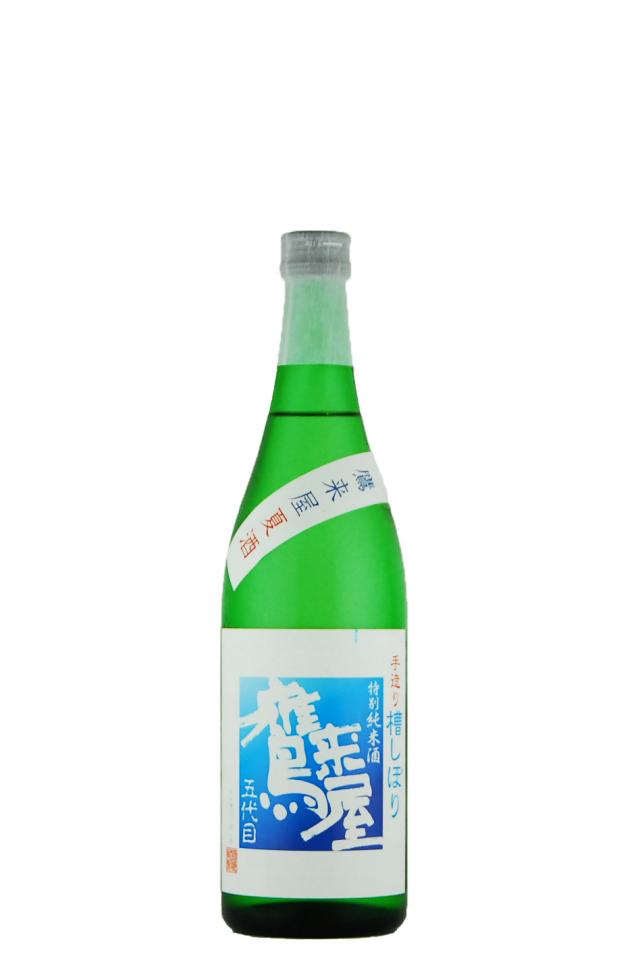 鷹来屋 特別純米 夏酒(720ml)