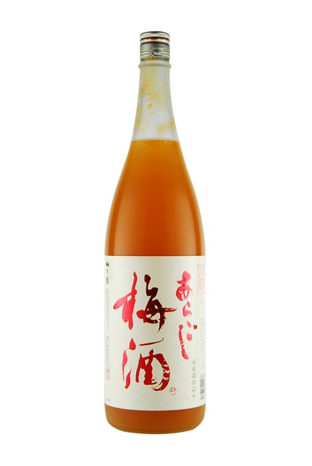 あらごし 梅酒(1800ml)