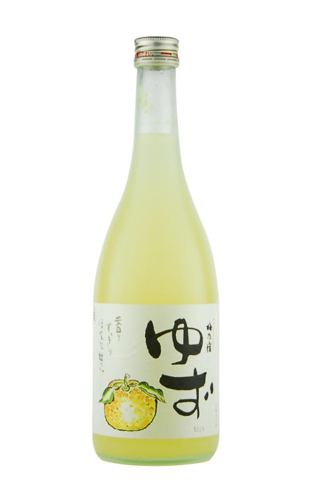 ゆず酒(720ml)