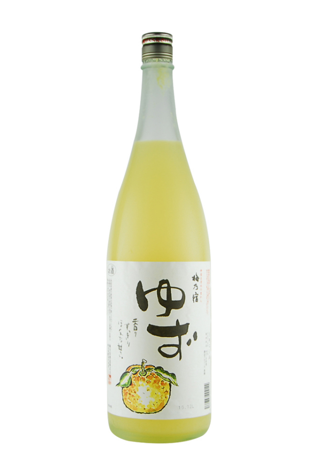 ゆず酒(1800ml)