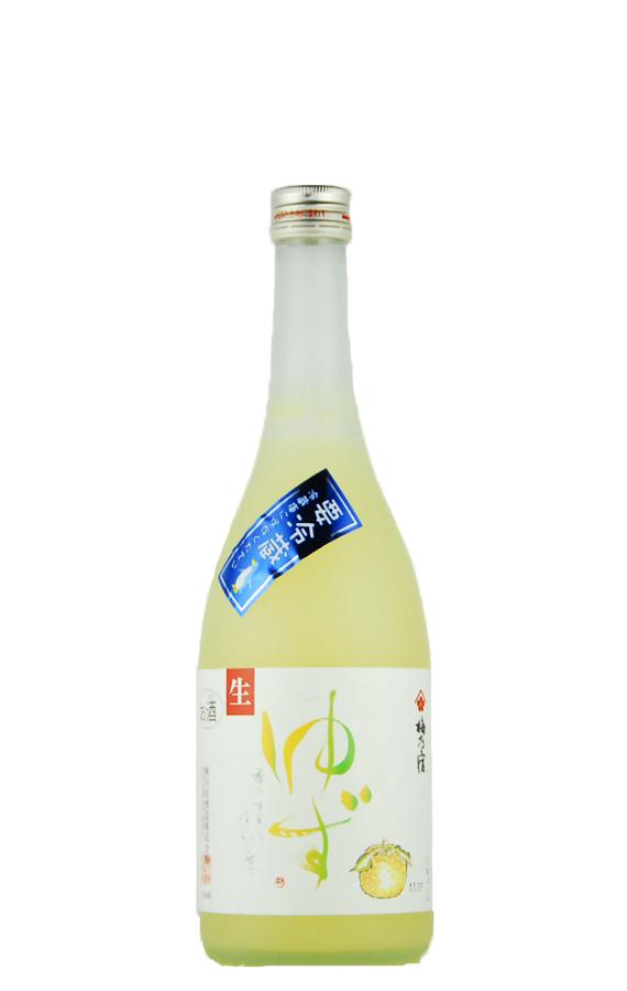 ゆず酒 生(720ml)