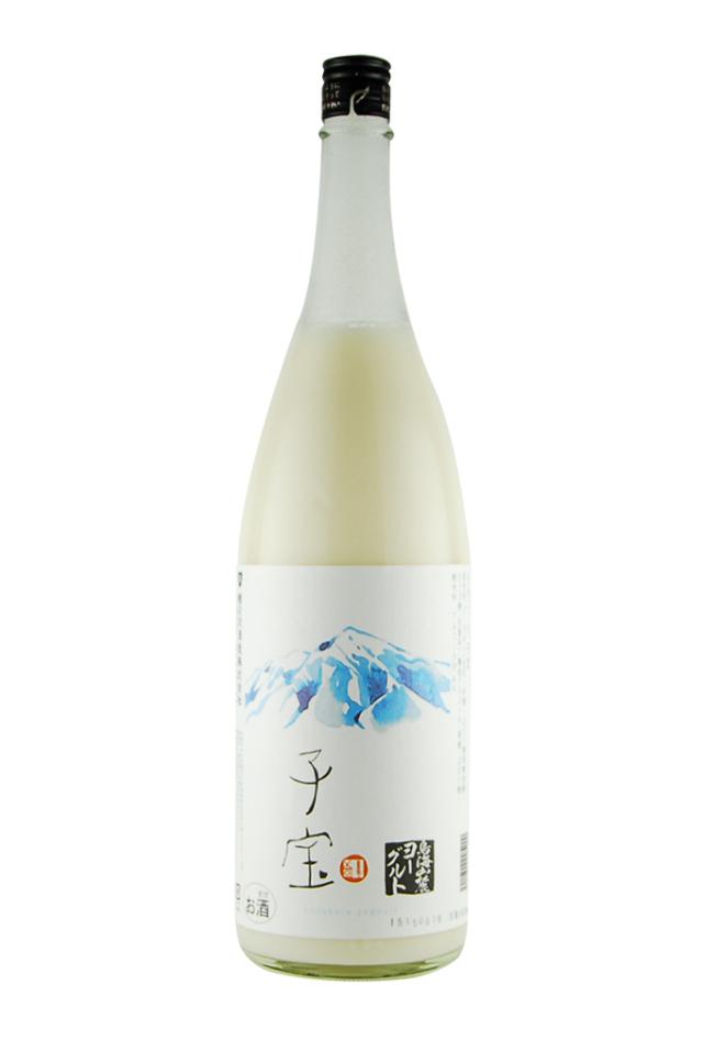子宝 鳥海山麓ヨーグルト(1800ml)