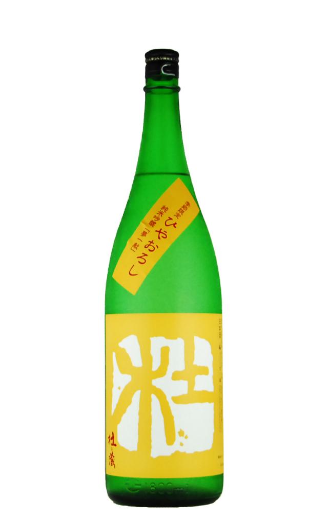 杜の蔵 純米吟醸 ひやおろし(1800ml)